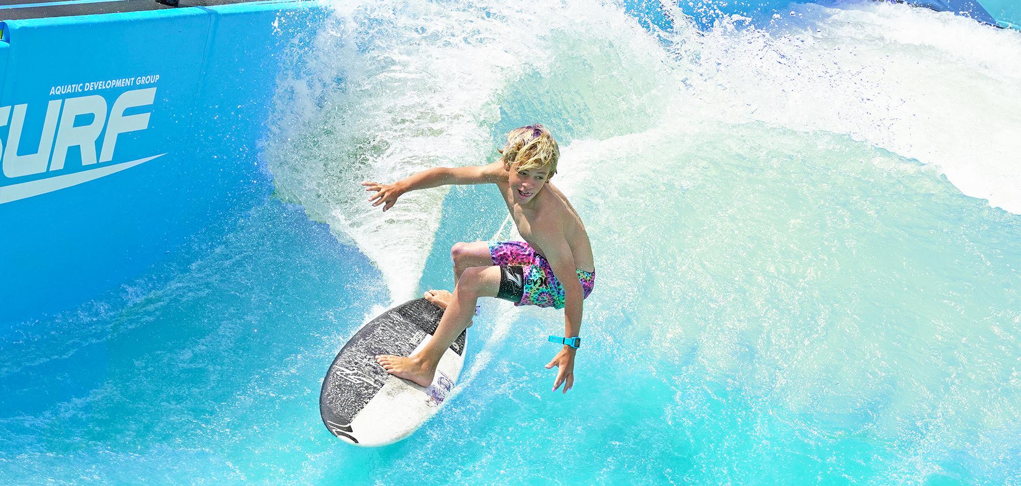 deep water rapid stationary surf wave epicsurf