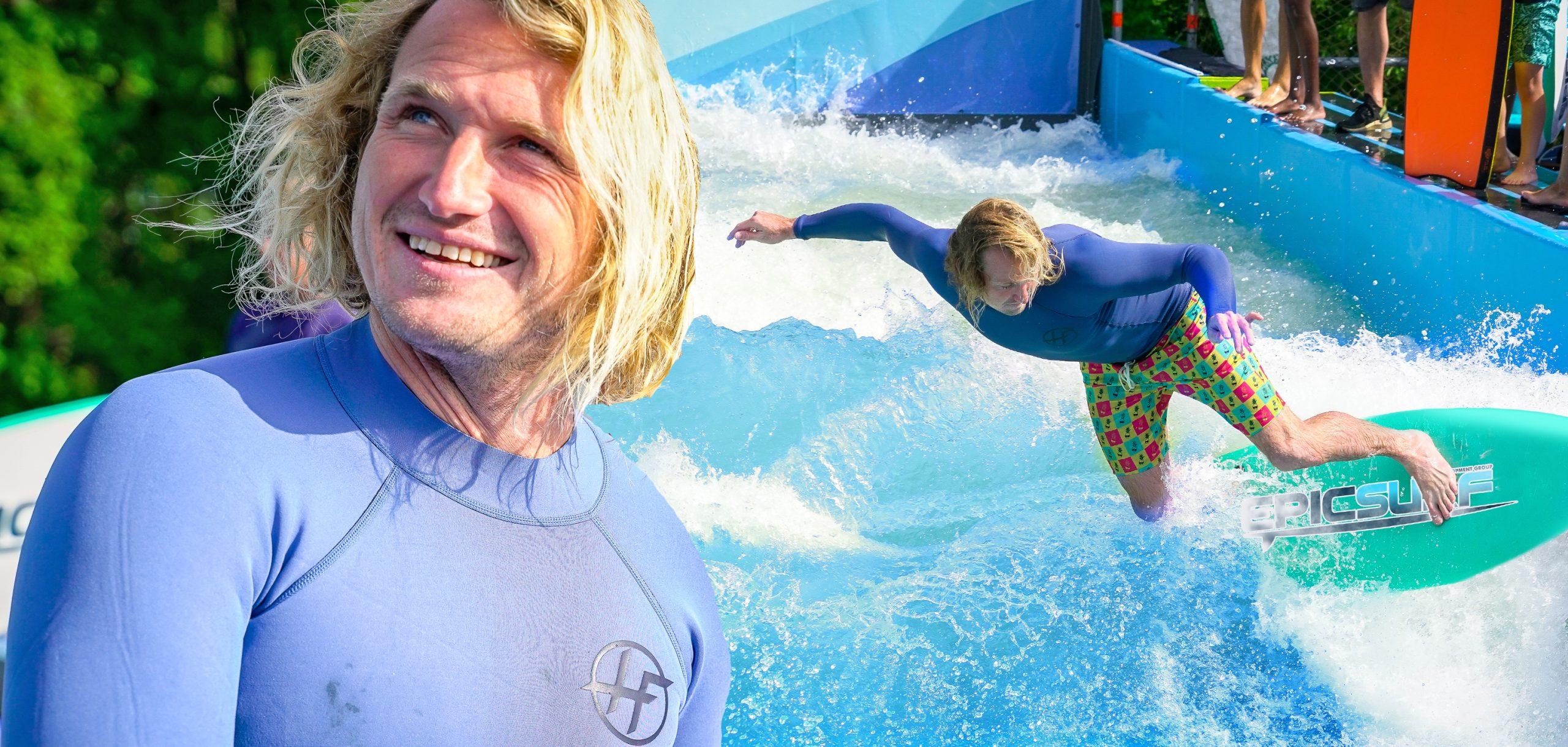 ben gravy surfs epicsurf surf wave